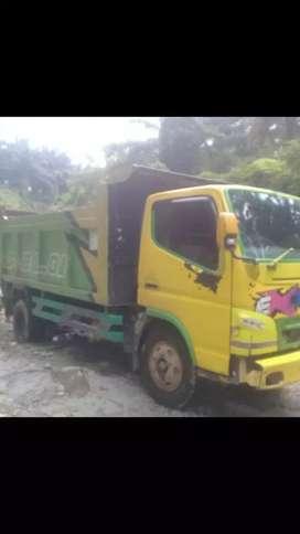 Mitsubishi Canter 2011 Dump Truck Terkuat