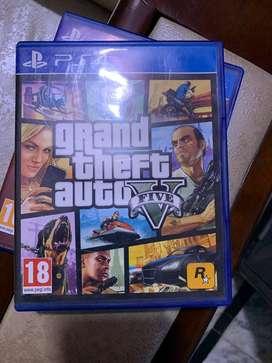 Grand Theft Auto 5 Ps4