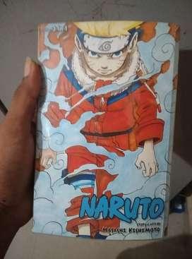 Naruto 3 in 1 Book