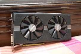 AMD RX 580- Sapphire Nitro+ 4GB