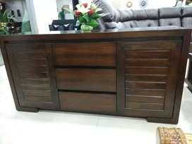 Plywood sideboard