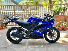 YAMAHA R15 v3 ABS 2019 model 1st owner