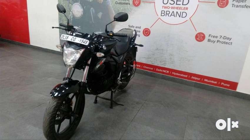 Good Condition Suzuki Gixxer Sf with Warranty |  1545 Delhi 0