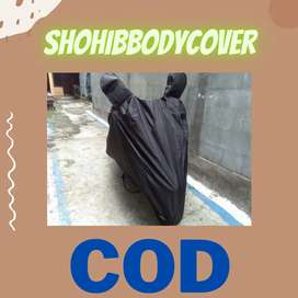 Selimut sarung bodycover mantel motor COD