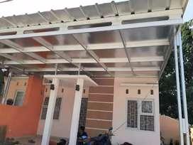 Canopy zinggalum RAFA STEEL