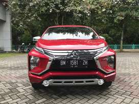 Xpander Ultimate Automatic th 2017 pemakaian 2018