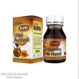 Madu untuk BUMIL | Madu Marwa Nutrisi Ibu Hamil 350gr  Vitamin Bumil