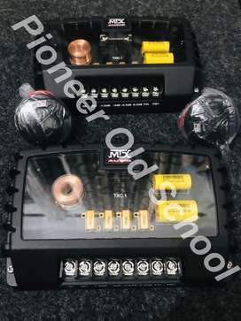 Mtx high end crossover 1.1 and tweeter set