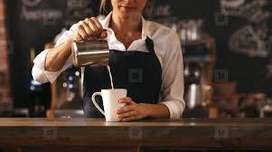 Barista require in Luxury cafe at Bangalore