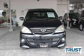 Toyota Trust - TOYOTA AVANZA S 1.5 MT 2010