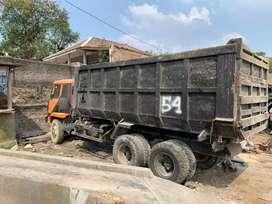 Dump indek 24m3. Ex fighter.  Lohan