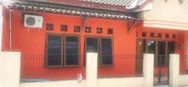 Rumah semi furnish di Umbulharjo