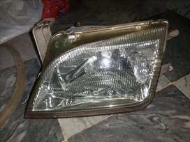 Cultus headlight white