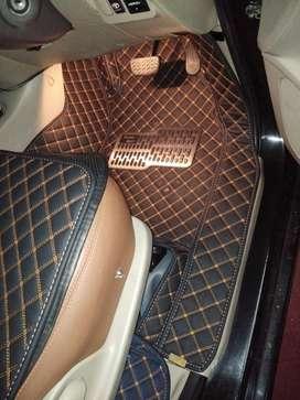 karpet Toyota Innova reborn full sampai bagasi--karpet kostum 5D
