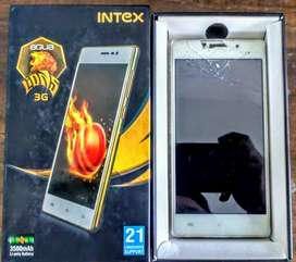 Intex Aqua Lions 3G Mobile Phone