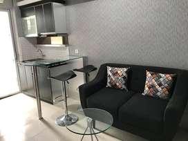DIsewakan/DIjual Apartemen Bassura 2BR Tw D 25AB Furnished, Cipinang,