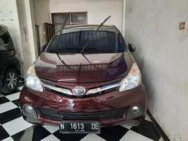 Daihatsu all new Xenia R deluxe MT 2013