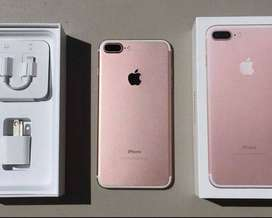 Get i phone 7plus best colour refurbished in best price with cod