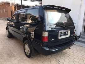 Kijang LGX bensin thn 2000 original