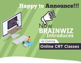 Campus recruitment training online   Brainwiz