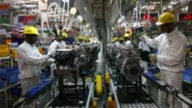 Requirement for fresher candidates in JBM Maruti company