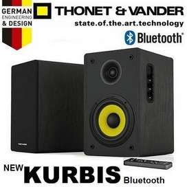 Thonet Vander Kurbis Bluetooth New Edition High End Speaker Komputer