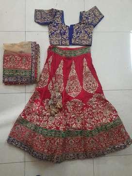 Bridal Lehenga designer piece