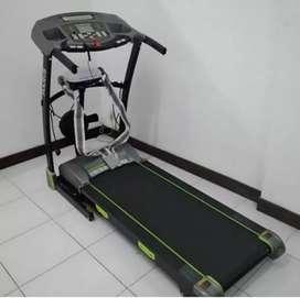 Treadmill paris elektrik auto incline