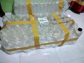 Botol plastik kale 1 liter PET