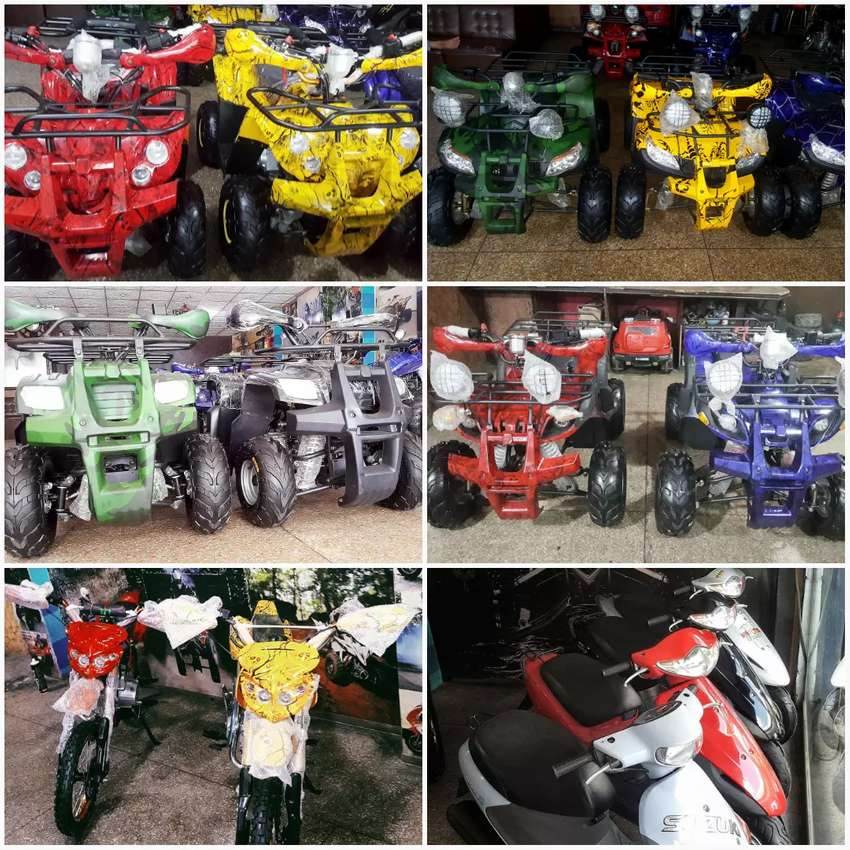Atv quad bike shop Abdullah Enterprises deal in all sizes and MODELs 0
