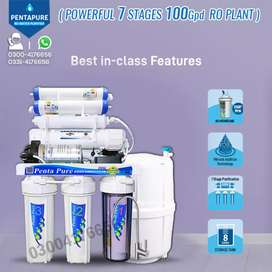 Mineral Water Ro plant - PentaPure Water Filter