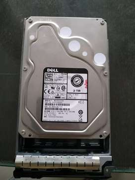 DELL SAS hard drive available