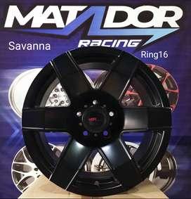 Matador Velg Mobil HSR Manado Savanna Ring16
