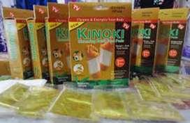 Pembersih dan detox kaki praktis KINOKI GOLD