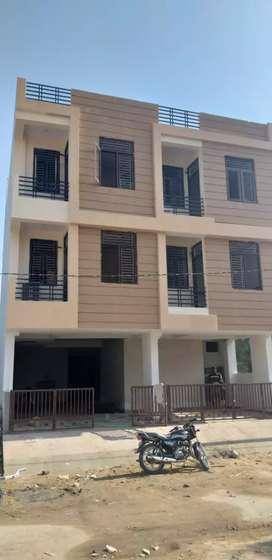 2BHK 90% loanable flats Sirsi Road opposite capital carier minawala