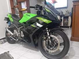 Ninja new RR 2014  plat F
