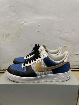 Nike Air Force 1 Special Custom by LuckyCat x Yoshiolo