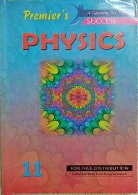 Premier's Physics guide (class 11)