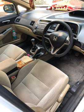 Honda Civic 2013 Petrol Well Maintained