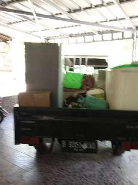 Jasa pindahan dan angkutan barang