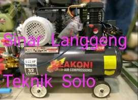 Kompresor lakoni 1/4hp+dinamo