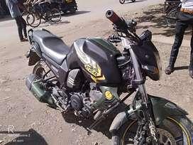 Fzs full condition bike