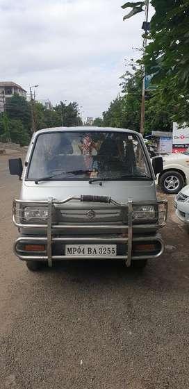 Maruti Suzuki Omni LPG BS-IV, 2009, Petrol