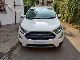 Ford Ecosport 1.5 Ti VCT AT Titanium, 2020, Petrol