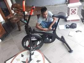 New Sepeda fitnes Platinum bike 2 fungsi Best quality