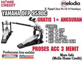 Promo Kredir YAMAHA DFP 9500C Syarat KTP+SIM di Melodia Musik Surabaya