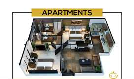 2 Bedroom Luxury Apartment On Easy Installments In Bahria Town Lahore