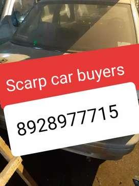 We / SCRAP CARS BUYER'S
