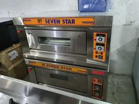 Imported pizza oven star we have fast food machinery counter Fryer