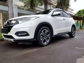 Honda HRV E Spesial Edition AT 2019 putih